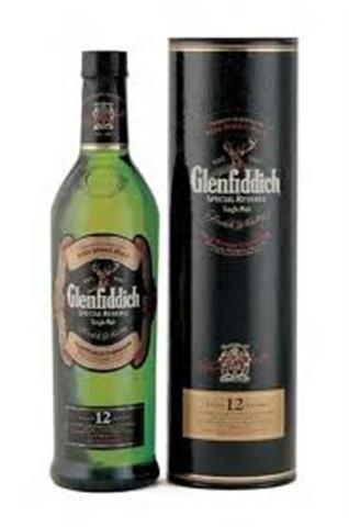 Glenfiddich 12 Years Old 700ml